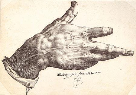 Goltzius Hand